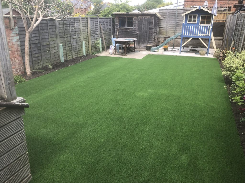artificial grass installation Gloucester